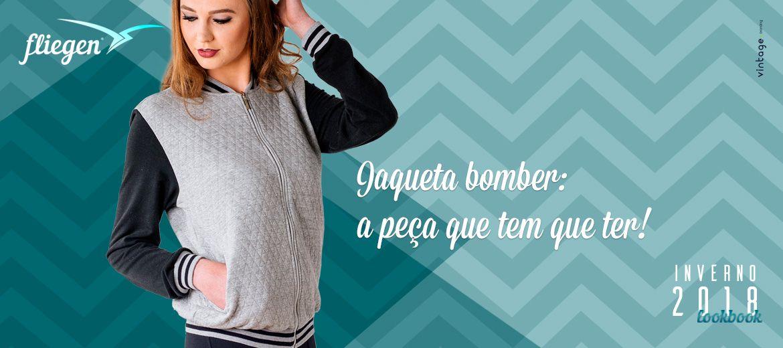 603508445 Jaqueta bomber: a peça que tem que ter!