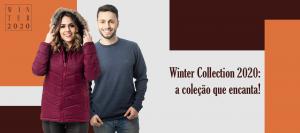 Winter Collection 2020: a coleção que encanta!
